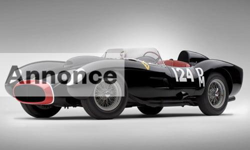Ferrari 250 tr fra 1957 er en af verdens dyreste biler