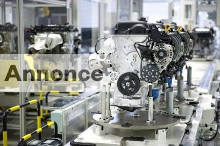Kia Motors fabrik