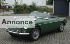 Auktion for veteranbiler og liebhavere